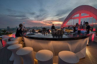 Get Above It All: The 10 Best Rooftop Bars in Bangkok