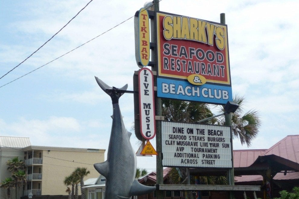 Sports Bars In Panama City Beach