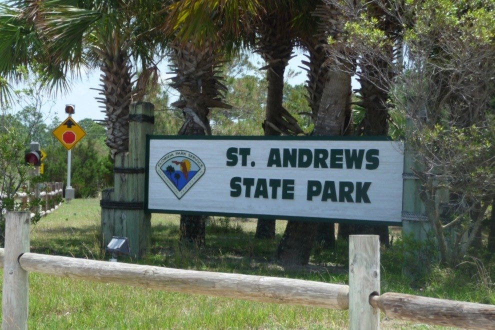 St Andrews State Park Panama City Attractions Review