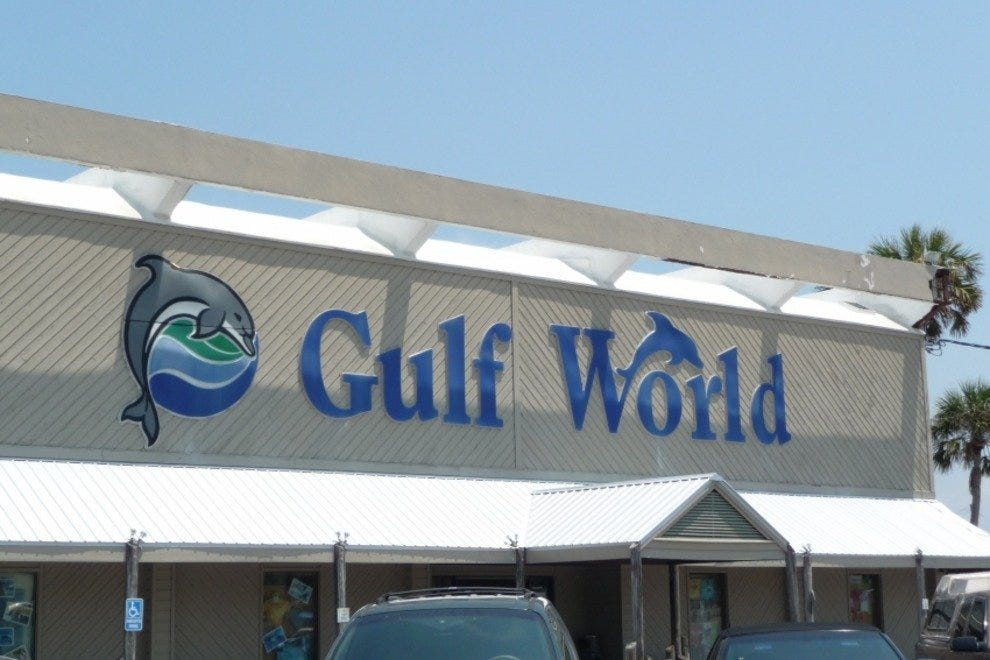 Gulf World Marine Park