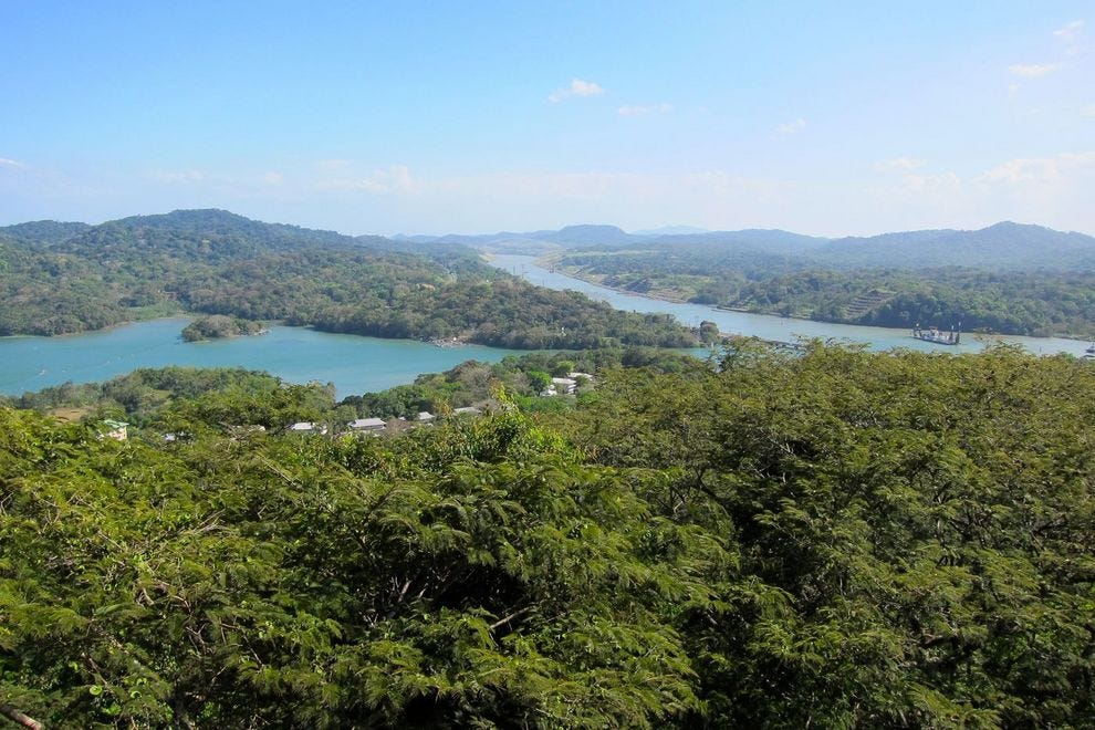 Rio Chagres, Panama Canal's largest watershed, supports the canal, indigenous people, ecotourism and recreation.