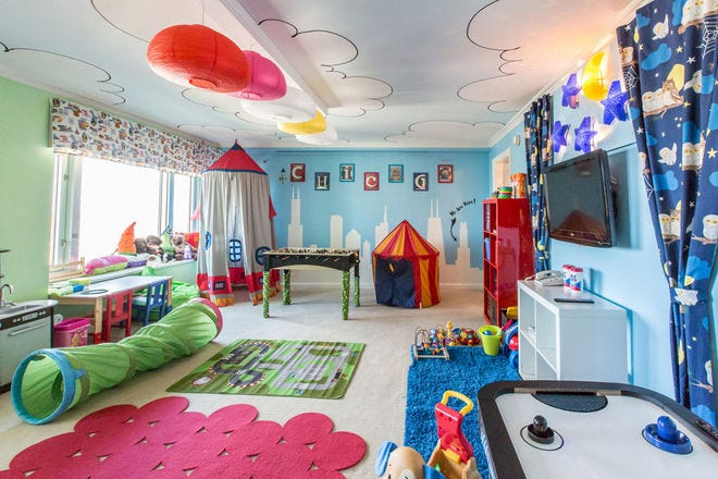 Family Friendly Hotels In Chicago