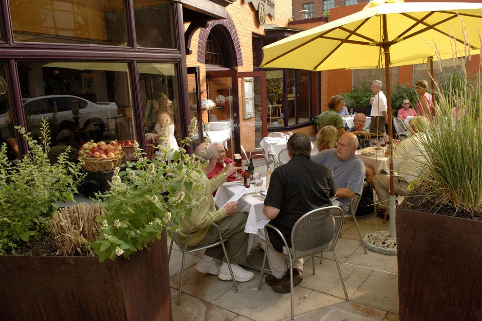 Downtown's Market Place restaurant
