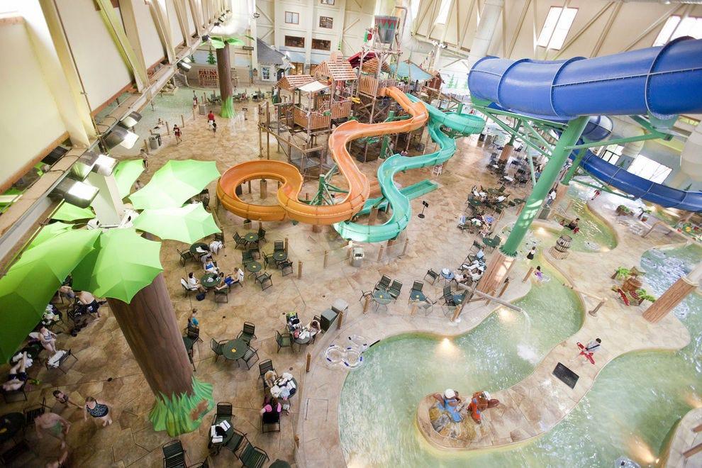 Best Indoor Water Park Winners: 2017 10Best Readers' Choice