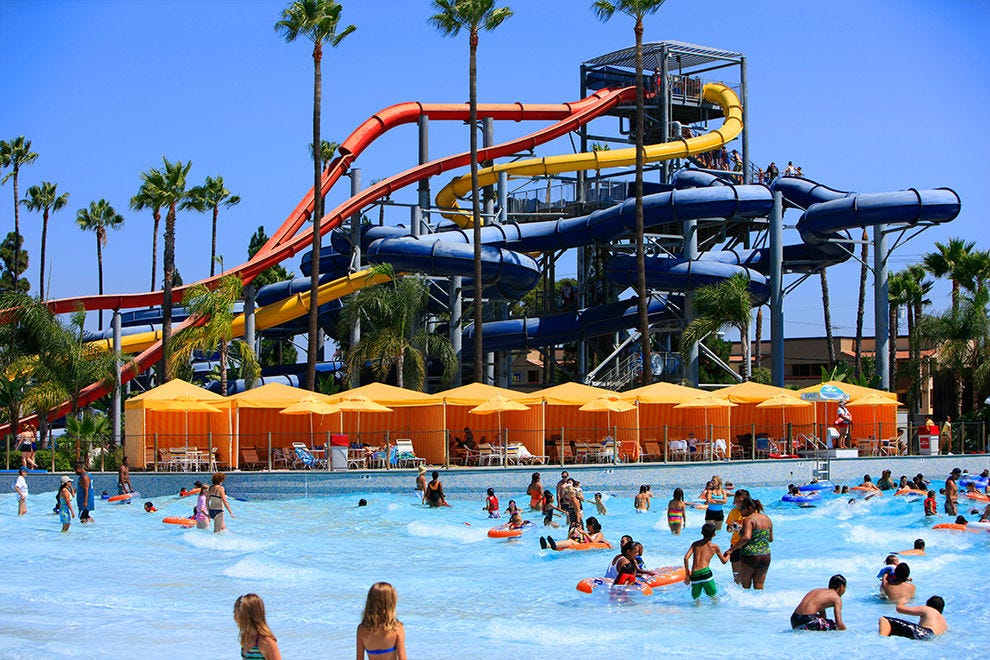 Best Outdoor Water Park Winners 2017 10best Readers