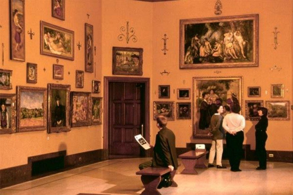 a comparison of the philadelphia museum of art and the mutter museum Free entry to mutter museum with the philadelphia pass, which includes  admission  disprove the notion that racial differences caused anatomical  differences.