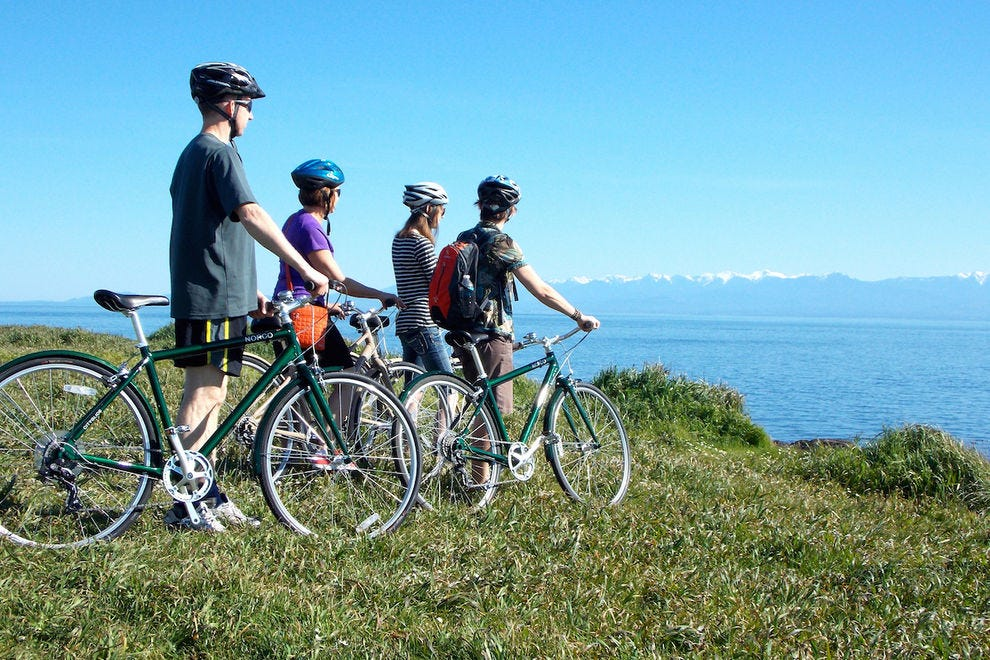 The Pedaler Bike Tours