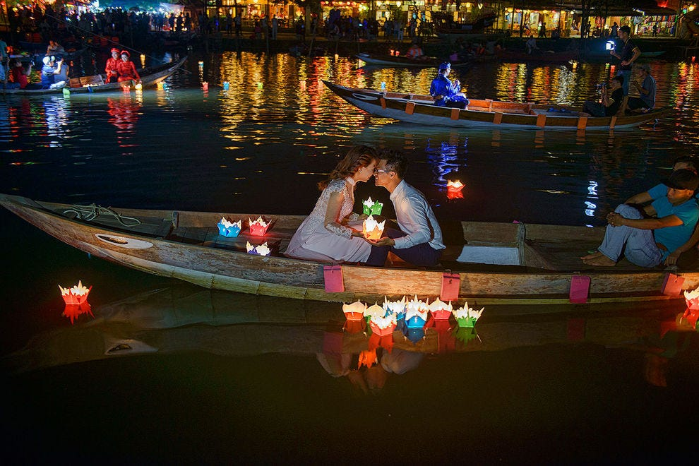 Romance on the Thu Bon River