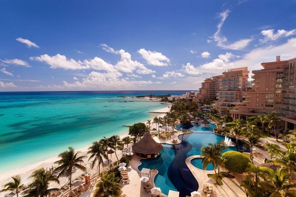 Top 10 Best Luxury 5 star Hotels in Cancun (Mexico) - Best