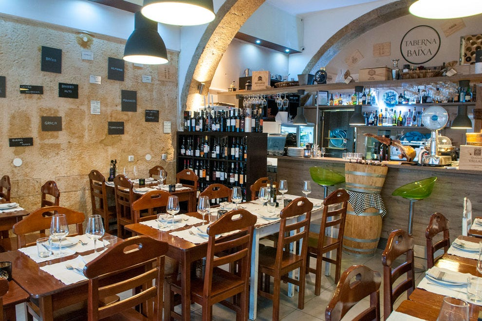 Baixa/Chiado's Best Restaurants: Restaurants in Lisbon