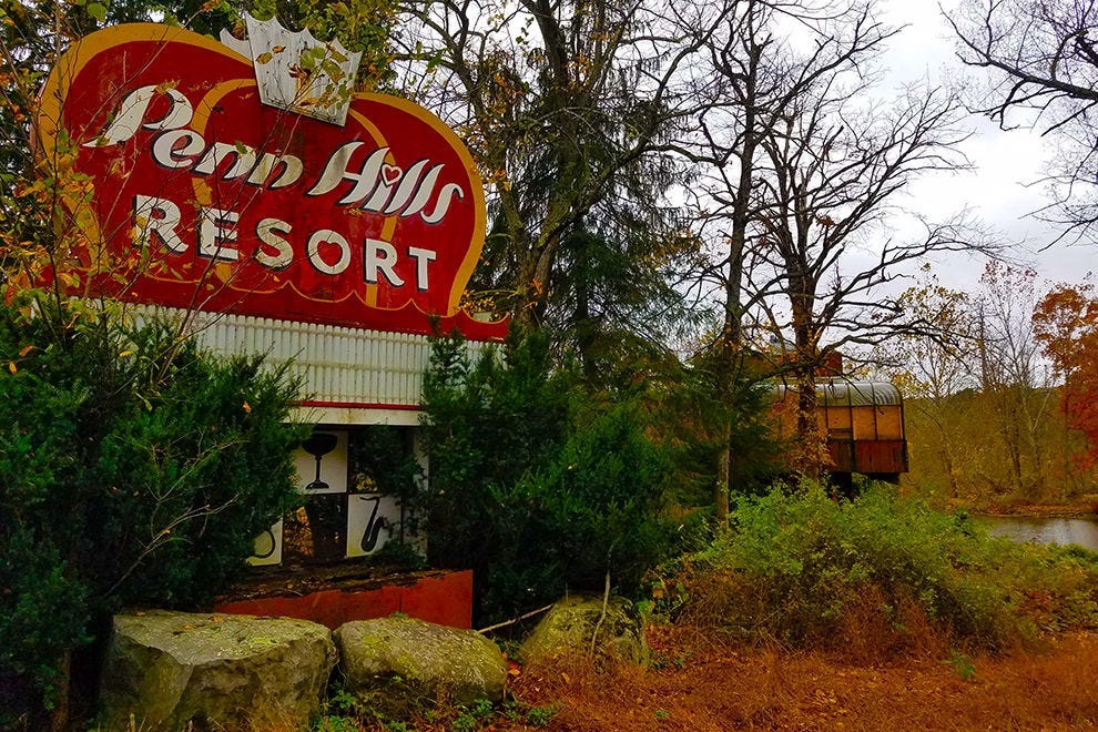 Penn Hills Honeymoon Resort
