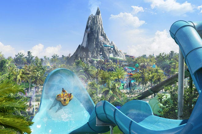 Get a look inside Universal's new Volcano Bay - travel-tips