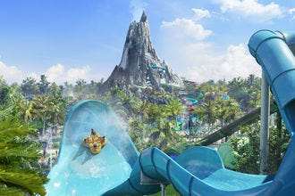 Get a look inside Universal's new Volcano Bay