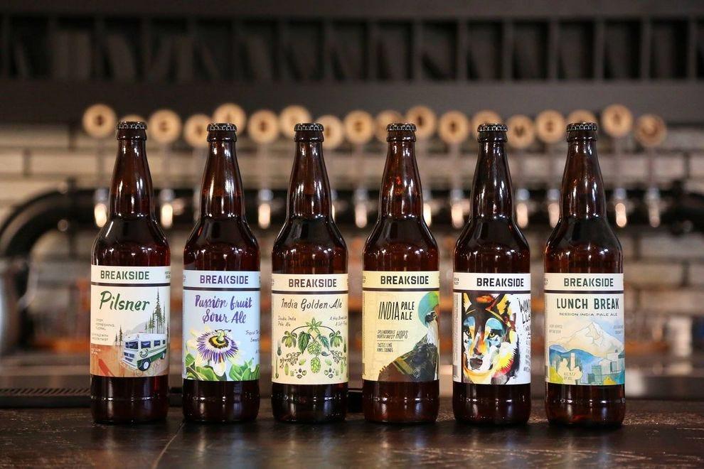 Breakside啤酒厂