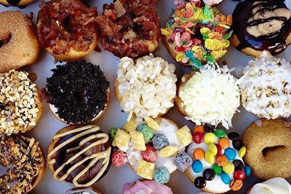 迷你甜甜圈厂