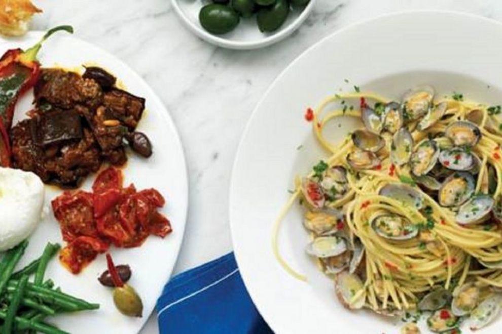 Alexandria 39 s best italian restaurants restaurants in for Alexandria mediterranean cuisine