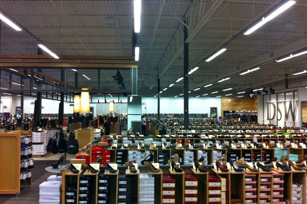 629d0fee64 DSW Designer Shoe Warehouse  St. Petersburg   Clearwater Shopping ...