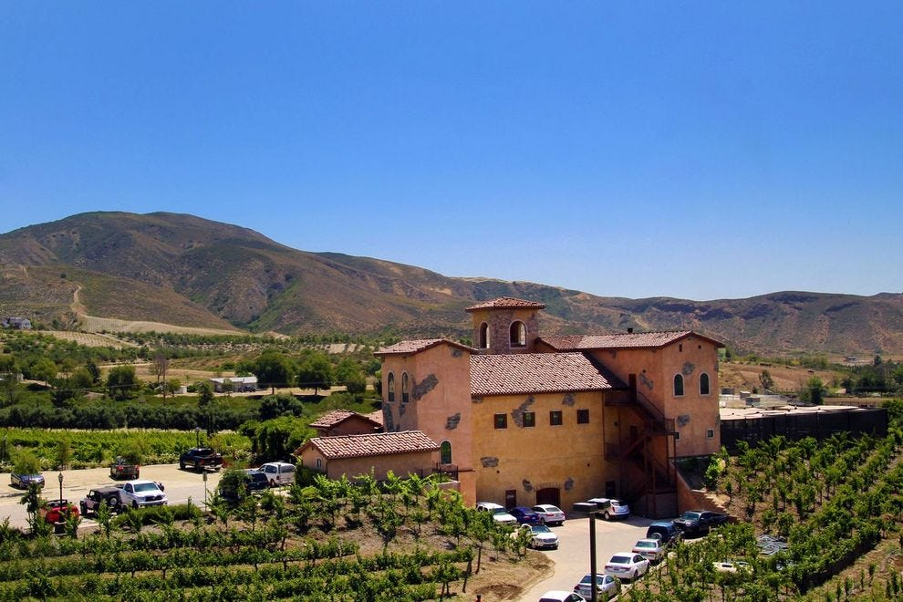 Is it Tuscany – or Temecula?