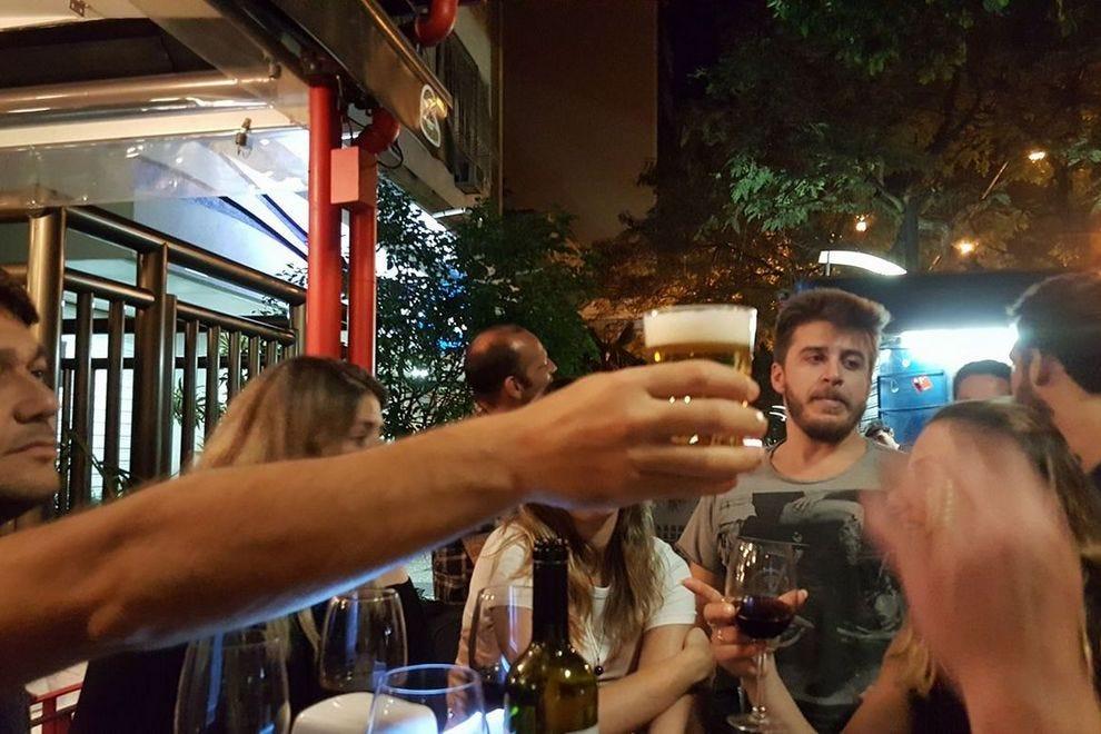 Rio de janeiro nightlife night club reviews by 10best for Miroir night club rio de janeiro