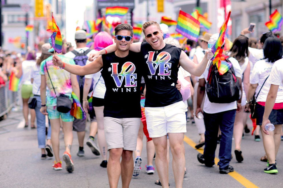 Pride Toronto means a month of festivities and a vibrant festival weekend