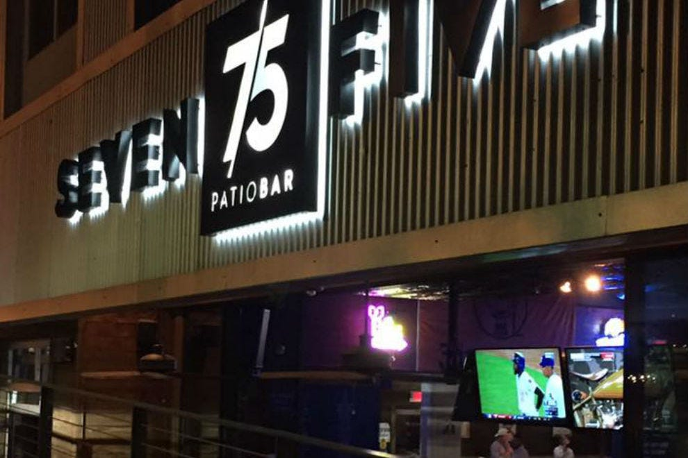Seven Five Patio Bar