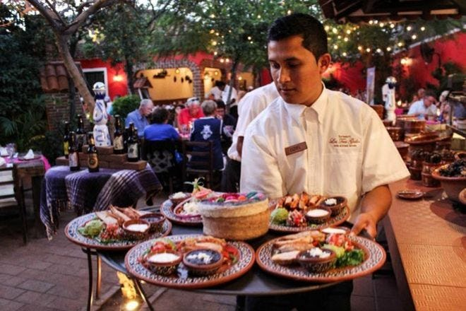 Restaurant Slideshow Best Value In Cabo San Lucas