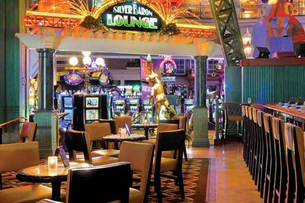 银色遗产酒店和赌场