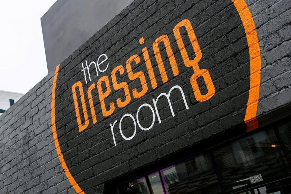 The Dressing Room