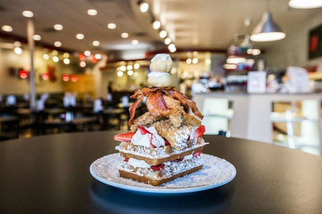 Ten Ultimate Places for Weekend Brunch in the Dallas Area