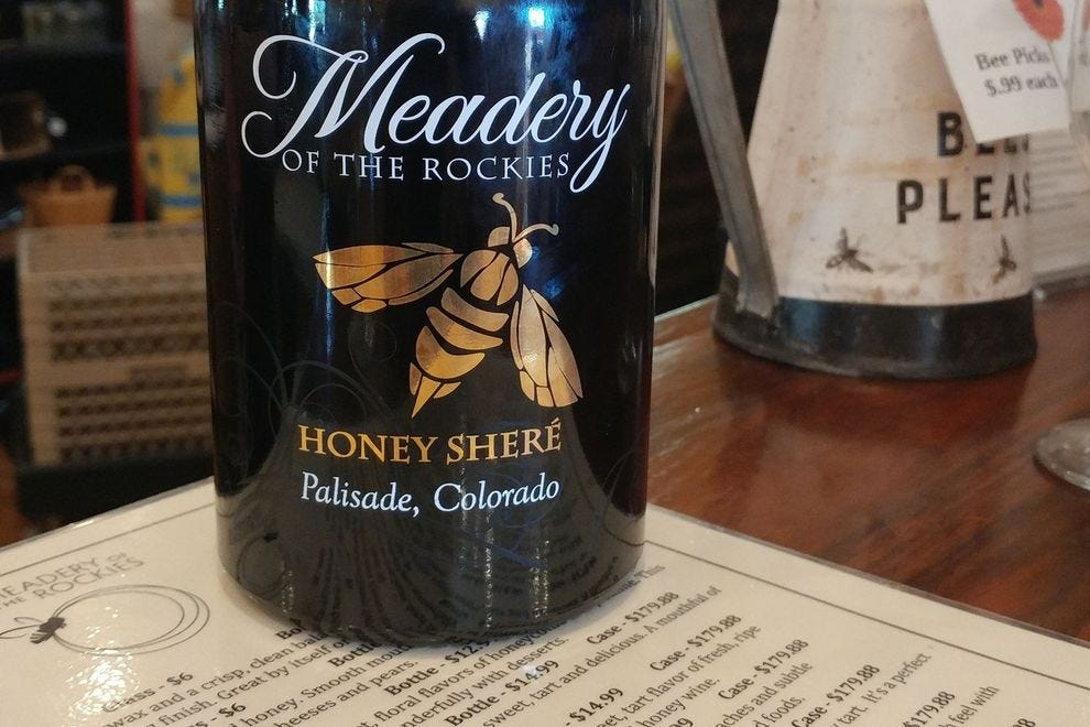 Bee-hind the scenes? The Meadery of the Rockies offers tours of their operation – call ahead to inquire and reserve space
