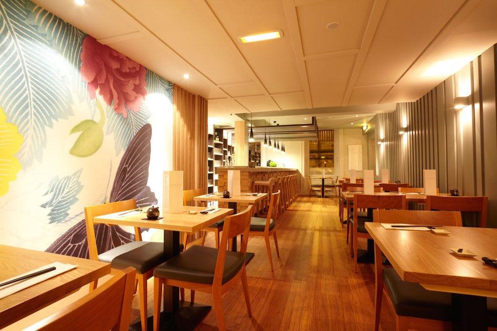 Kanpai sushi edinburgh restaurants review best