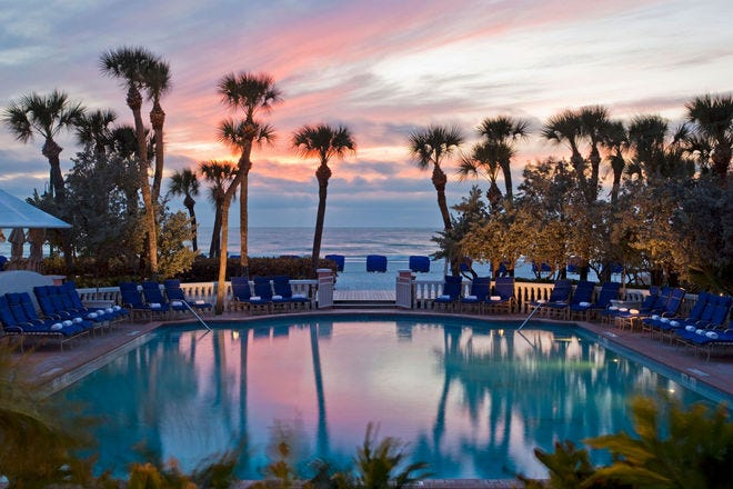 Top 10 Luxury Hotels in St. Petersburg and Clearwater Beach