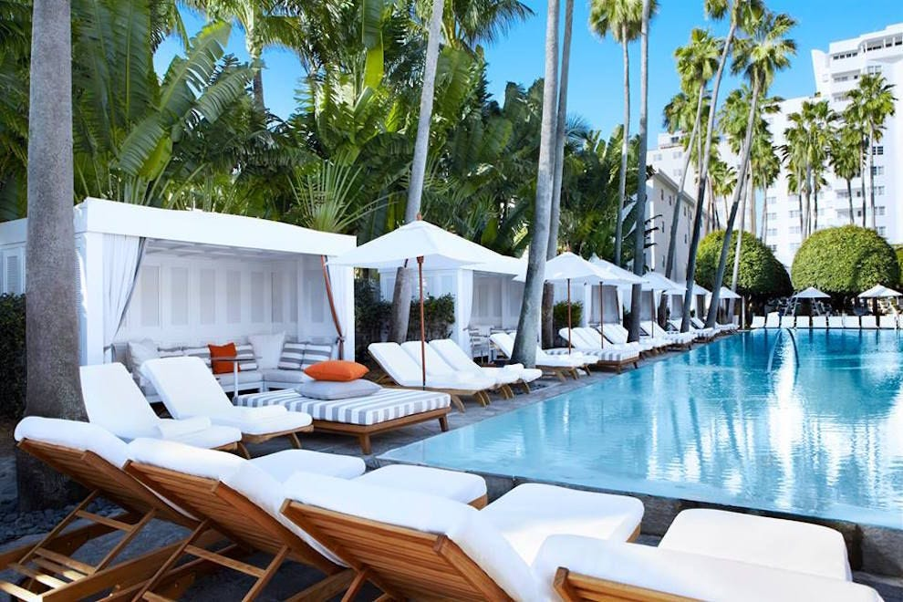 Delano South Beach wins Best Hotel Pool 2017