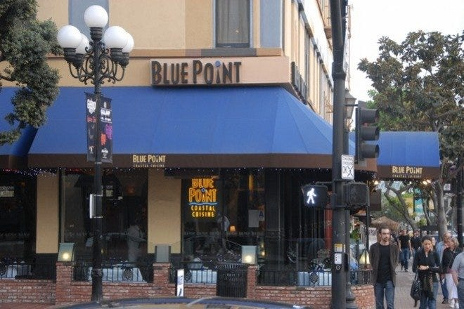 Blue Point Coastal Cuisine