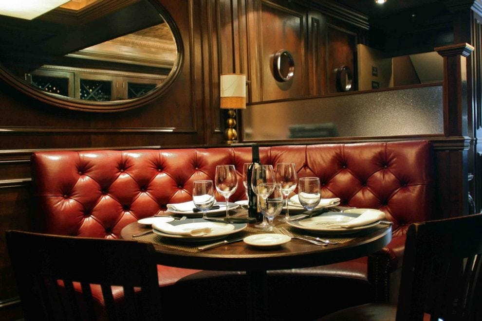 New York Steakhouses 10best Steakhouse Reviews