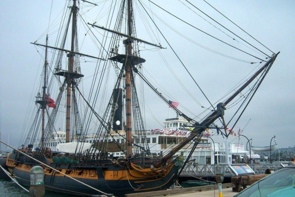 圣地亚哥海洋博物馆
