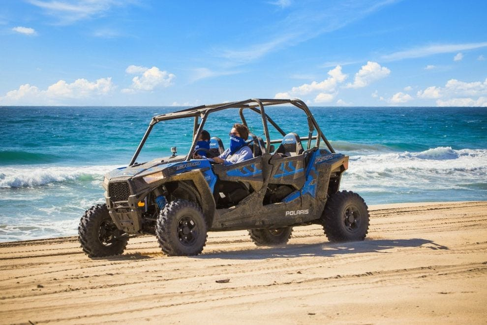 Cabo Adventures' Off-Road Adventure