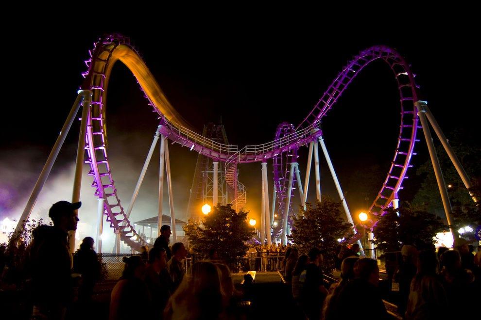 Best Theme Park Halloween Event Winners 2017 10best Readers 39 Choice Travel Awards