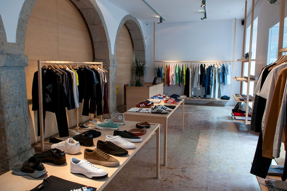Lisbon Mens Clothing Stores: 10Best Shopping Reviews