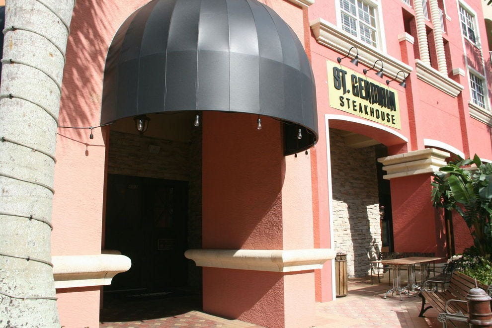 St. Germain Steakhouse