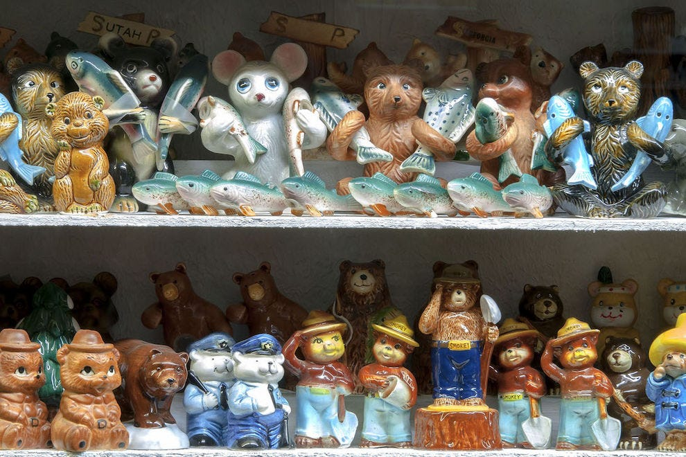 This is the country's only Salt and Pepper Shaker Museum