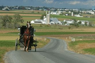 Pennsylvania Amish of Lancaster County
