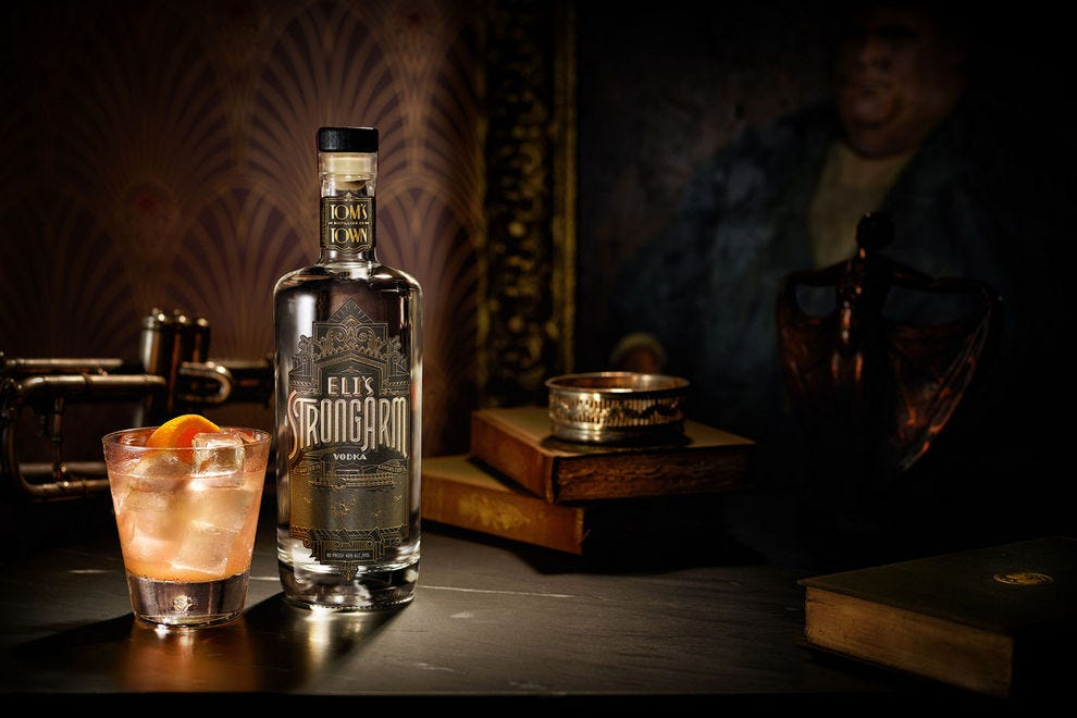 Tom's Town Distilling Co. makes the Best Craft Vodka