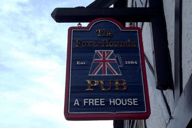 The Fox & Hounds Public House