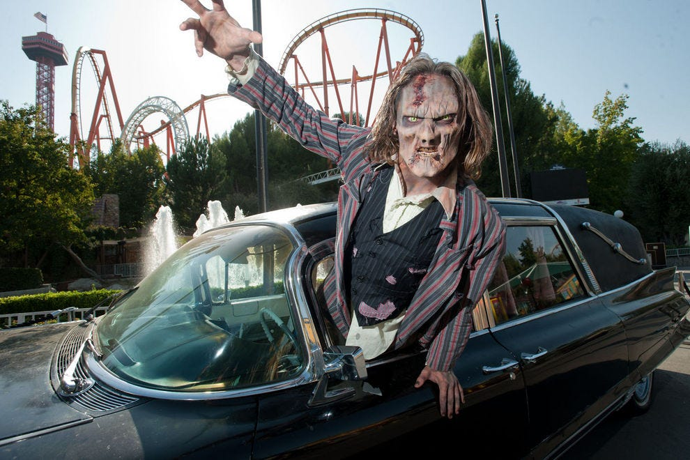 Fright Fest takes over Six Flags Magic Mountain for more than two weeks