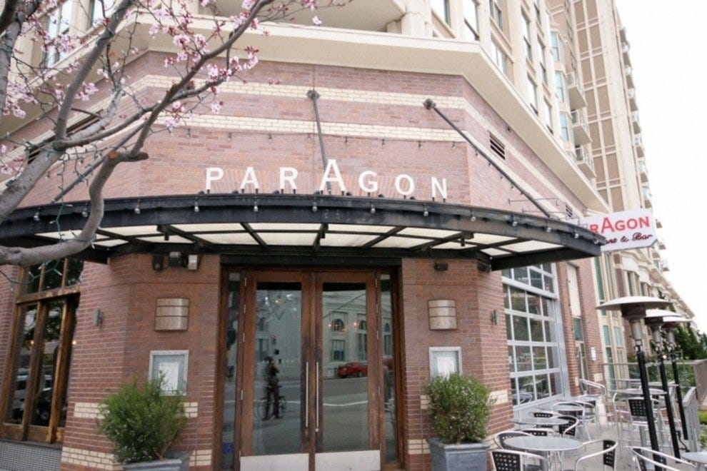 Paragon Restaurant & Bar - San Francisco