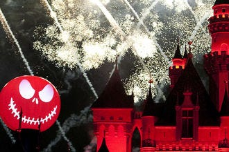 Get your scream on during Halloween Time at Disneyland