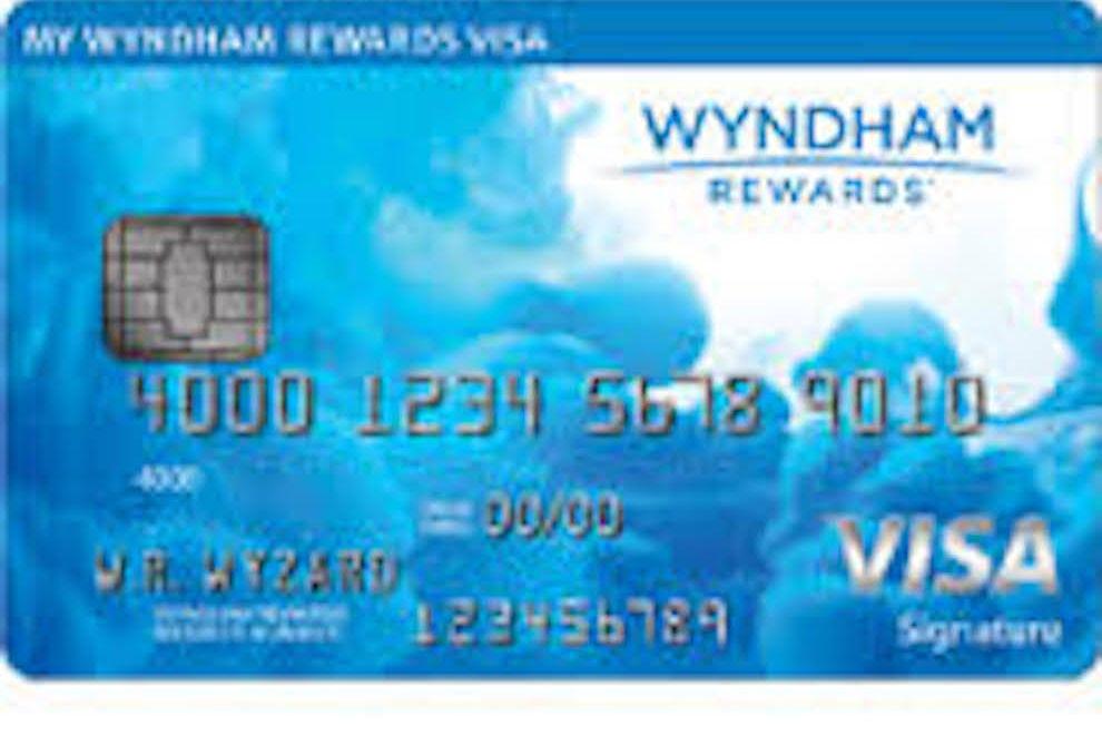 wyndham rewards visa card - Visa Travel Card