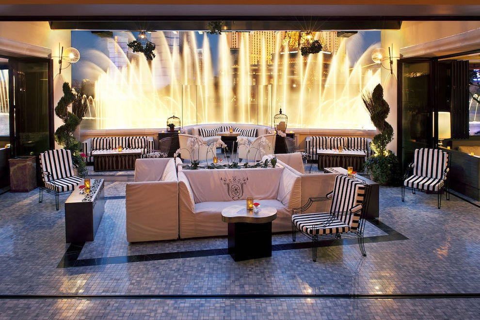 You can be the one to control the world-famous Fountains of Bellagio