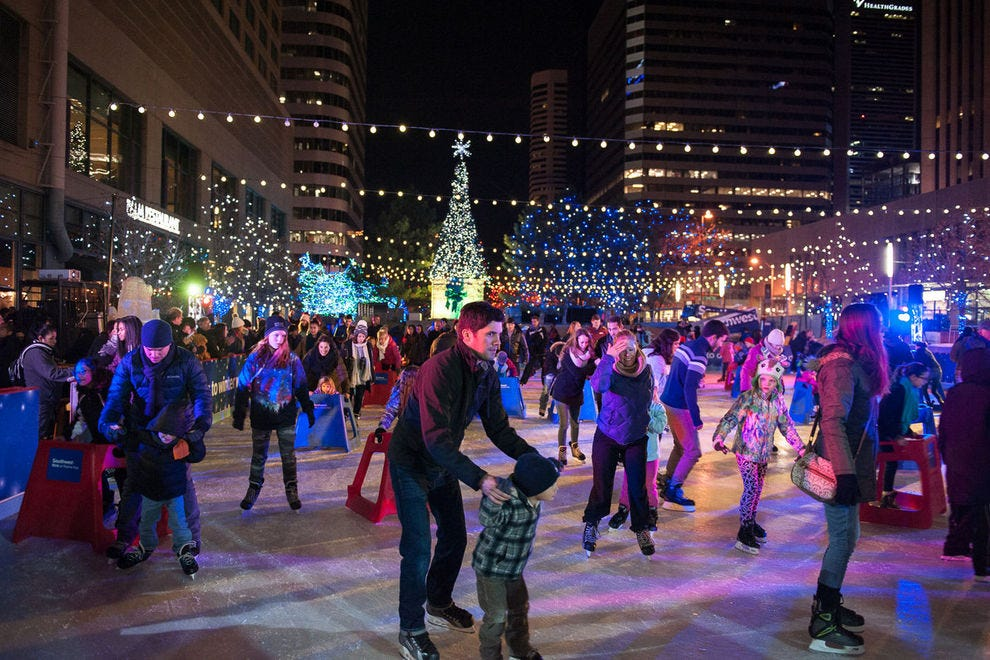 Denver Downtown Rink At Skyline Park Denver Attractions Review 10best Experts And Tourist Reviews